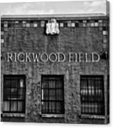 Historic Rickwood Field Canvas Print