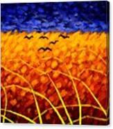 Homage To Van Gogh Canvas Print