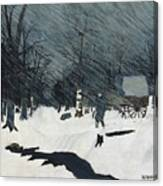 Horace Pippin Canvas Print