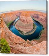 Horseshoe Bend Near Page Arizona Canvas Print