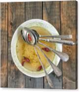 Hot Soup Canvas Print