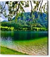 Images Landscape Canvas Print