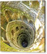 Initiation Well Sintra Canvas Print