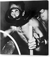 Jacques Cousteau (1910-1997) Canvas Print
