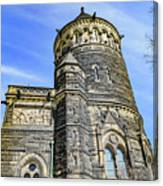 James A. Garfield Memorial Canvas Print