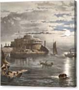 Jasper Francis Cropsey Canvas Print