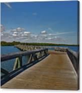 2- J.d. Macarthur State Park Canvas Print