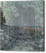 Jesus At The Door Canvas Print