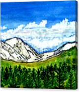 jGibney Breckenridge CO 1999art300dpi18-9M jGibney Canvas Print