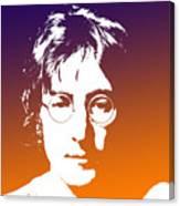John Lennon The Legend Canvas Print