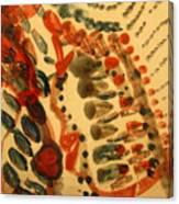 Joy - Tile Canvas Print