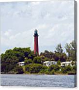 Jupiter Inlet Florida Canvas Print