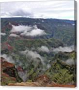 Kauai Hawaii Usa Canvas Print