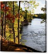 Kettle River Overlook Canvas Print