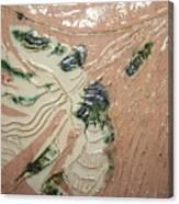 Lady - Tile Canvas Print