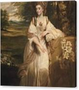 Lady Bampfylde Canvas Print