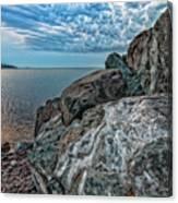 Lake Superior Canvas Print