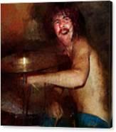Led Zeppelin. John Henry Bonham. Canvas Print