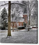 Lee Chapel Canvas Print