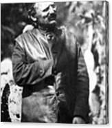 Leon Trotsky (1879-1940) Canvas Print