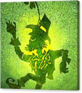 Leprechaun Canvas Print