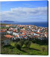 Maia - Azores Islands Canvas Print