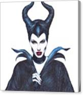 Maleficent  Once Upon A Dream Canvas Print