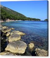 Mediterranean Seascape  Canvas Print
