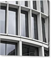 Modern Office Building Canvas Print