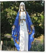 Mother Cabrini Shrine Canvas Print
