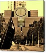 Museum Of Modern Art - San Francisco Canvas Print
