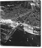 Nagasaki, 1945 Canvas Print