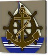 Nautical Collection Canvas Print