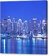 New York City Ny Canvas Print