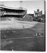 New York: Polo Grounds Canvas Print