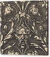 Ornament Canvas Print