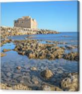 Paphos - Cyprus Canvas Print
