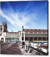 Paramount Theatre - Asbury Park Boardwalk Canvas Print