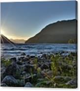Patagonia Landscape Canvas Print