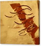 Peace - Tile Canvas Print