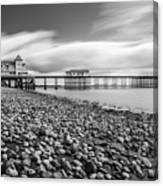 Penarth Pier 5 Canvas Print