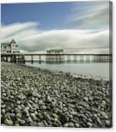 Penarth Pier 6 Canvas Print