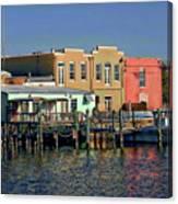Pensacola Bay Canvas Print