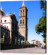 Puebla Mexico 4 Canvas Print