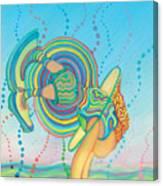 Quantum Leap Canvas Print