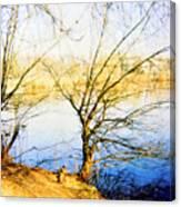 Quiet Summer Afternoon Canvas Print