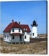 Race Point Lighthouse Canvas Print