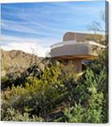Red Hills Visitor Center Canvas Print