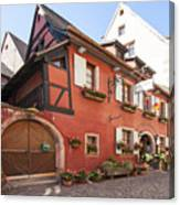 Riquewihr France Canvas Print
