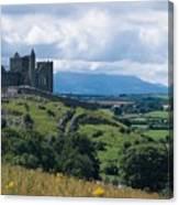 Rock Of Cashel, Co Tipperary, Ireland Canvas Print